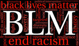 BLM/End Racism - Vinyl Prints