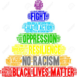 BLM/End Racism - Canvas Prints