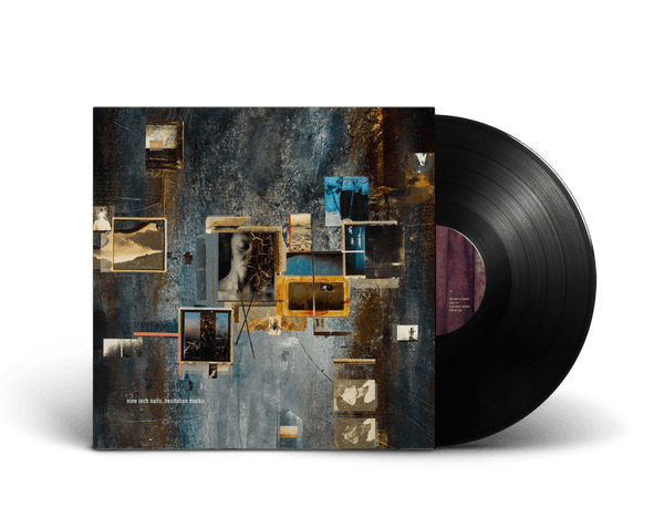 HESITATION MARKS ORIGINAL 2013 PRESSING 2XLP - Nine Inch Nails UK