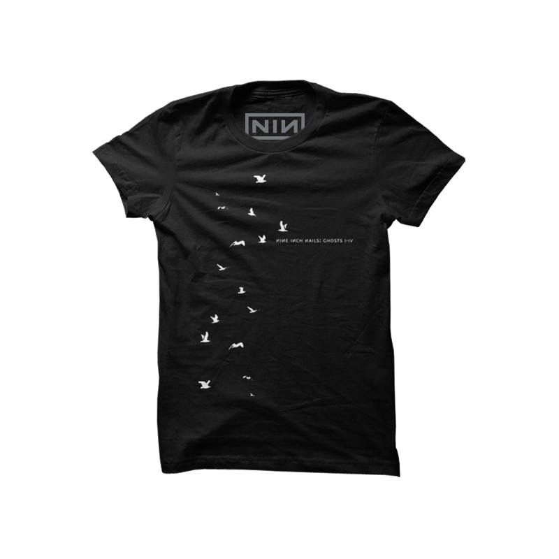BIRDSIDE WOMENS TEE - Nine Inch Nails UK