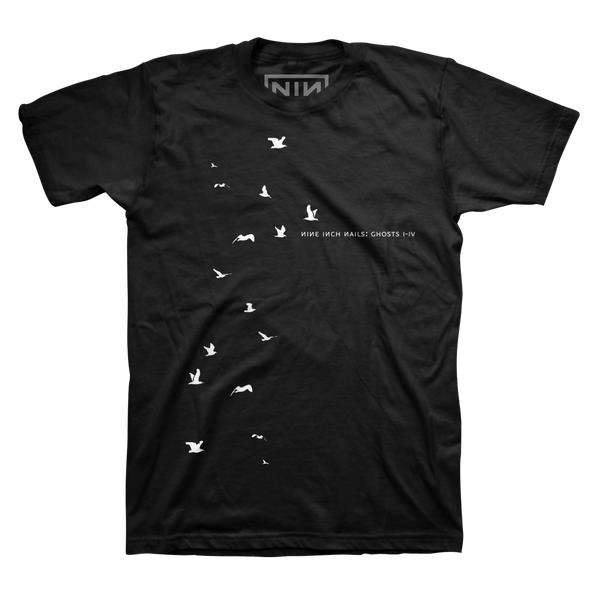 BIRDSIDE TEE - Nine Inch Nails UK