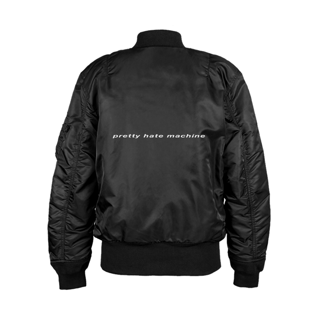 PRETTY HATE MACHINE FLIGHT JACKET - Nine Inch Nails UK