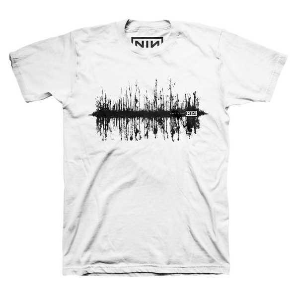 GHOST TREES TEE - Nine Inch Nails UK