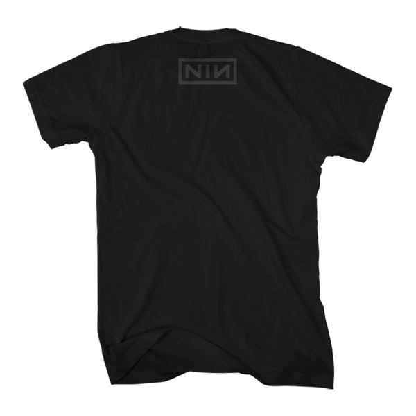 HERE BEFORE TEE (BLACK) - Nine Inch Nails UK