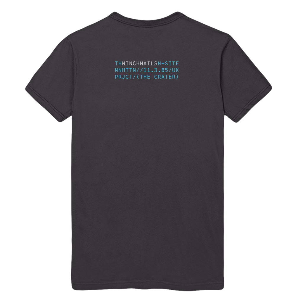 M-SITE TEE - Nine Inch Nails UK
