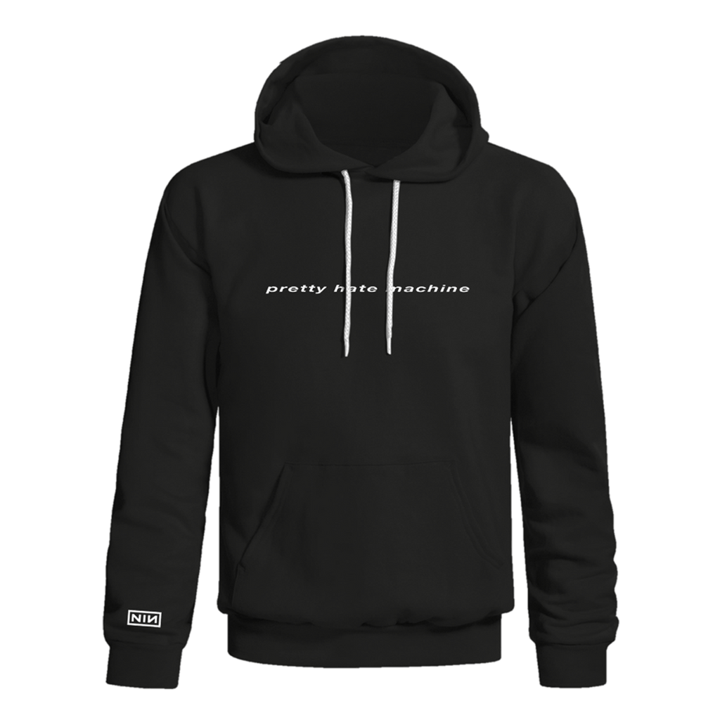 PRETTY HATE MACHINE PULLOVER HOODIE - Nine Inch Nails UK