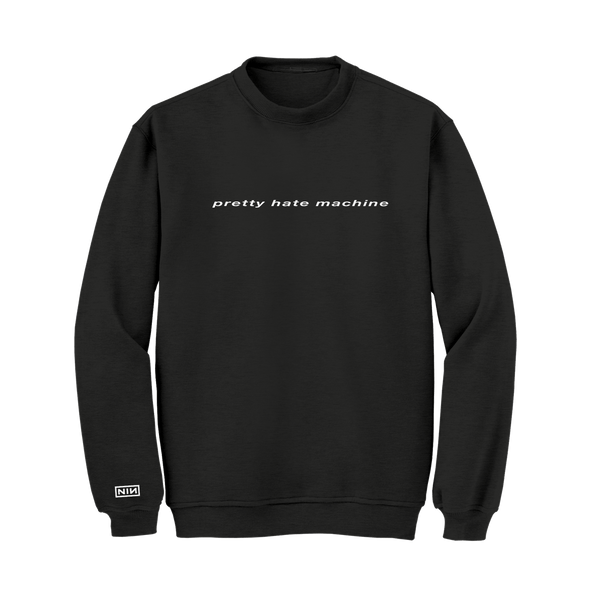 PRETTY HATE MACHINE SWEATSHIRT - Nine Inch Nails UK