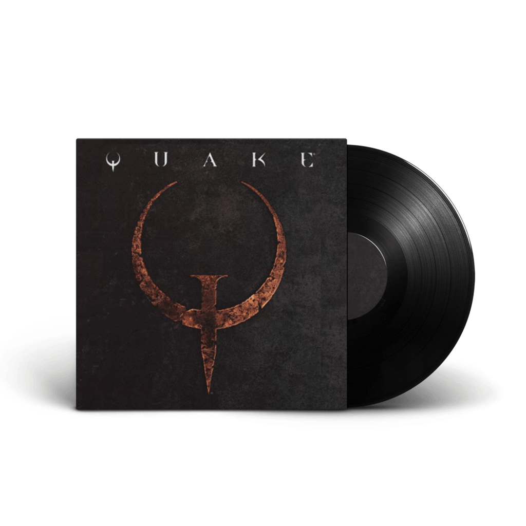 QUAKE OST 1XLP - Nine Inch Nails UK