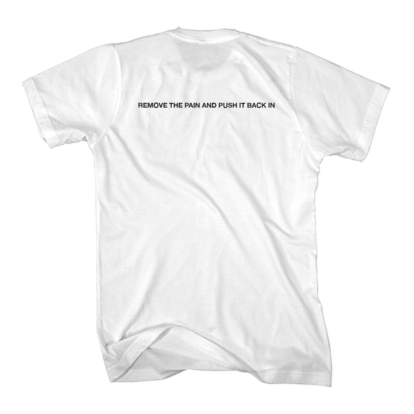 PUSH IT BACK TEE - Nine Inch Nails UK