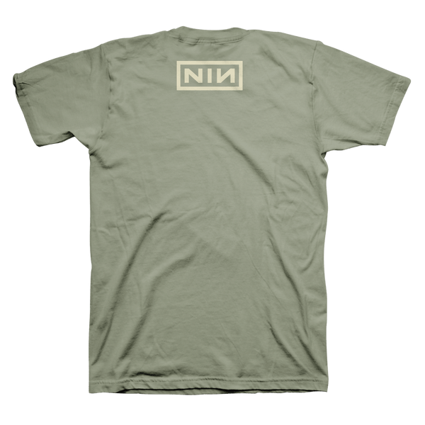 CLOSER TO GOD TEE - Nine Inch Nails UK