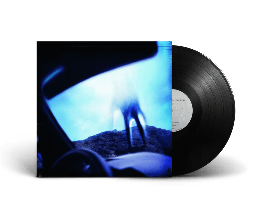 YEAR ZERO DEFINITIVE EDITION 2XLP - Nine Inch Nails UK