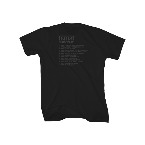 CROP TOUR TEE - Nine Inch Nails UK