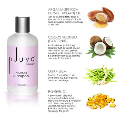 Nuuvo Haircare Shampoo & Conditioner Duo Set