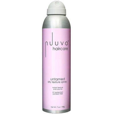 Nuuvo Haircare 'Untamed' Dry Texturizing Spray - Pink 7oz for volume, texture & fullness