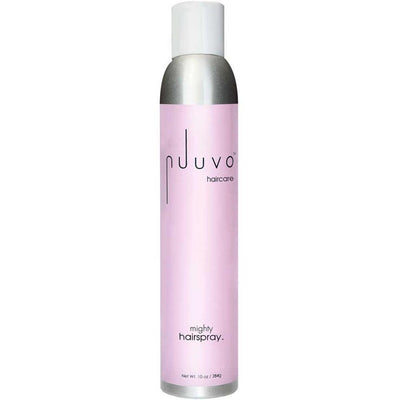 Mighty Hairspray (10oz) - Nuuvo Haircare