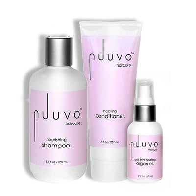 Hair Repair Trio from Nuuvo Haircare - Revitalizes Hair From Within