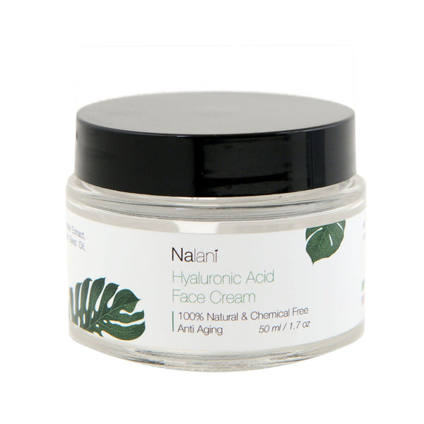 Hyaluronic Acid Face Cream