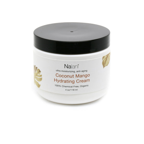 Coconut Mango Hydrating Cream