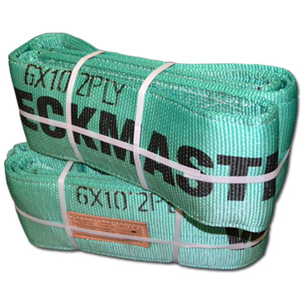 "Heavy Duty 2 Ply 6"" x 10' Uprighting Strap"