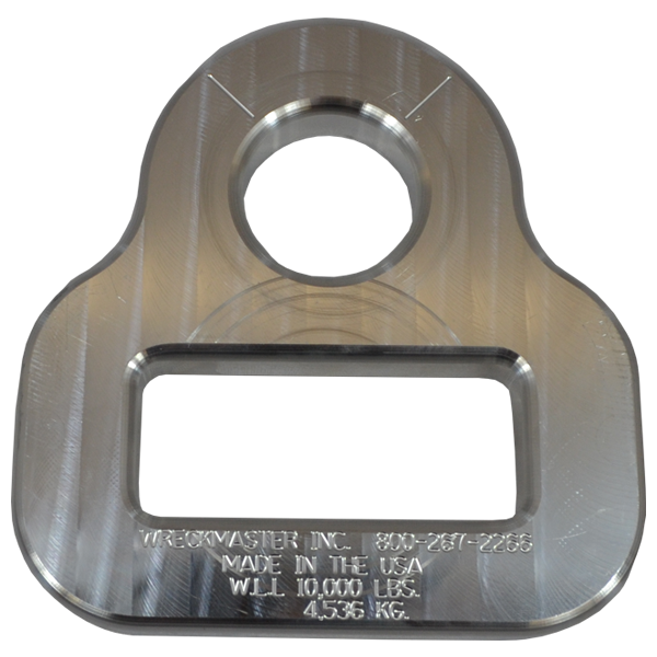 "WreckMaster 4"" Buckle and Pin"