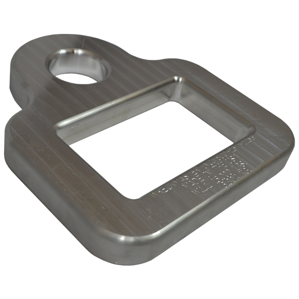"WreckMaster 6"" Buckle and Pin"