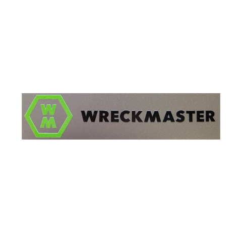 New WreckMaster Decals in Black
