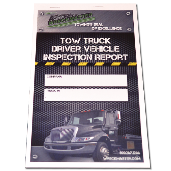 Driver Vehicle Inspection Books