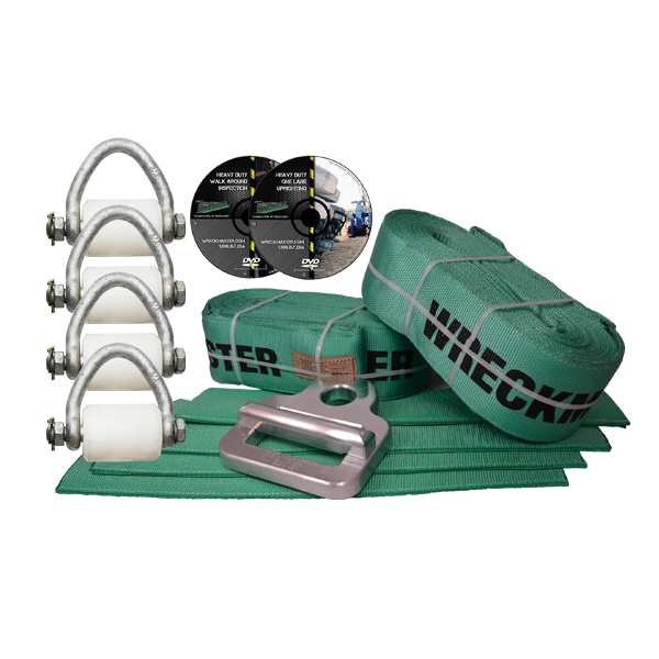 Heavy Duty Recovery Equipment Package