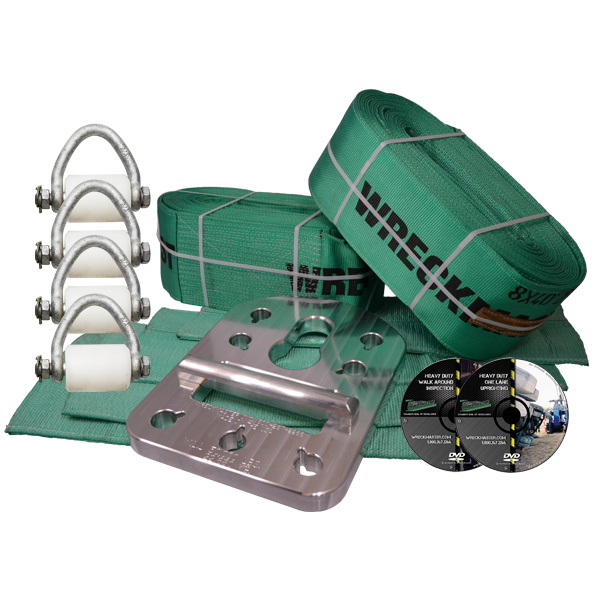Ultra Heavy Duty Recovery Equipment Pkg