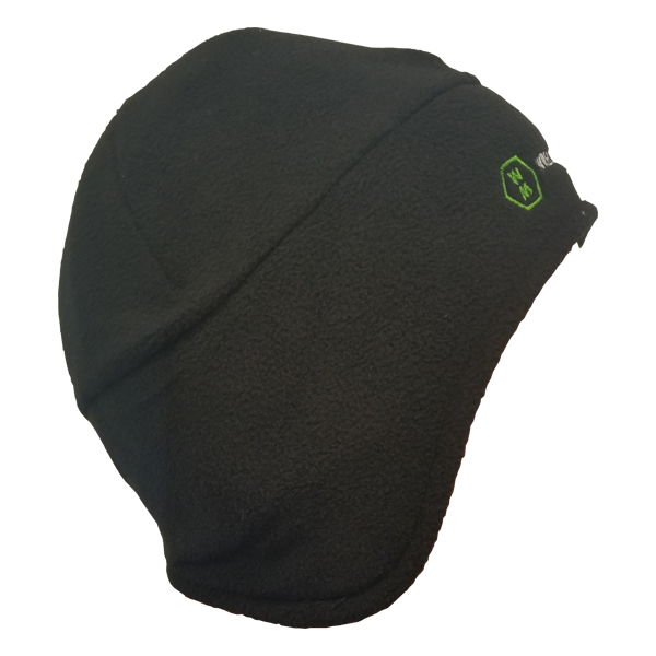 New Logo Winter Hat with Face Cover
