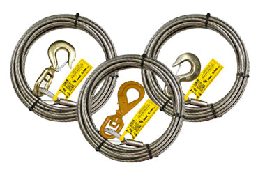 Super Swaged IWRC Wire Rope