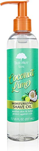 Tree Hut bare Moisturizing Shave Oil Coconut Lime