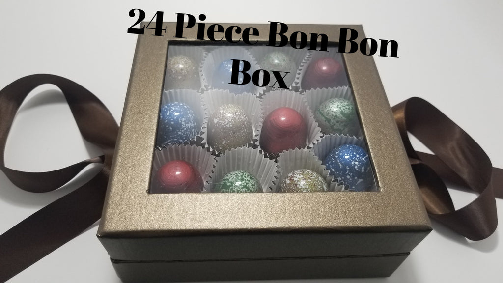 24 Piece Assorted BonBon Box