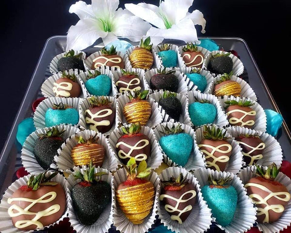 Chocolate Party Platters