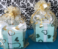 2 Piece Favor Boxes