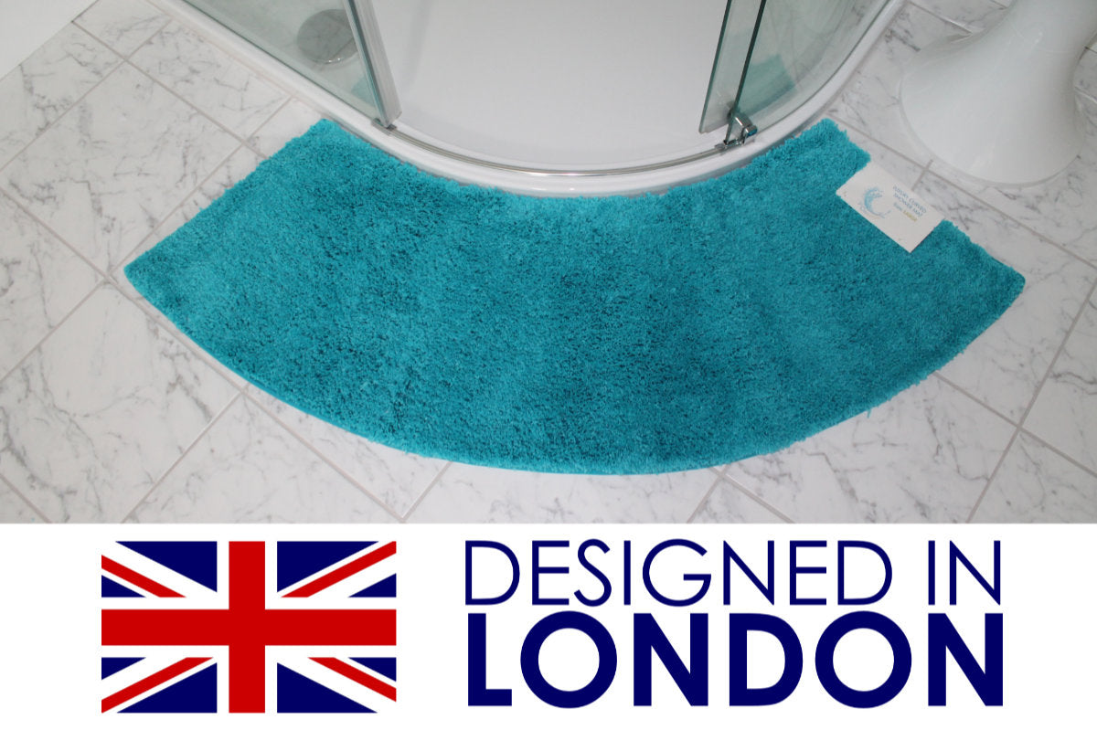 Curved Shower Mats