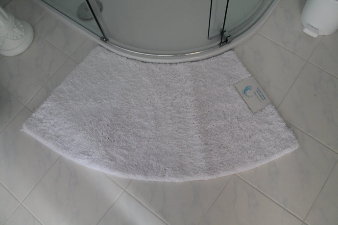 Curved Shower Mats And Bath Mats Cazsplash