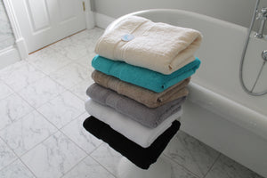 Organic Cotton 650gsm High Quality Bath Towel