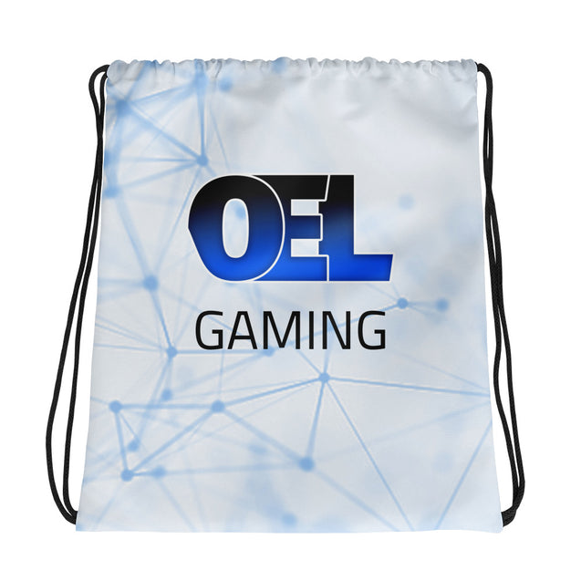 OEL Gaming Drawstring bag