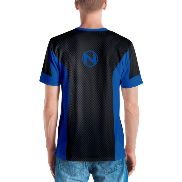 Team NorCal Blue Carbon Jersey |  | Nerd Royale
