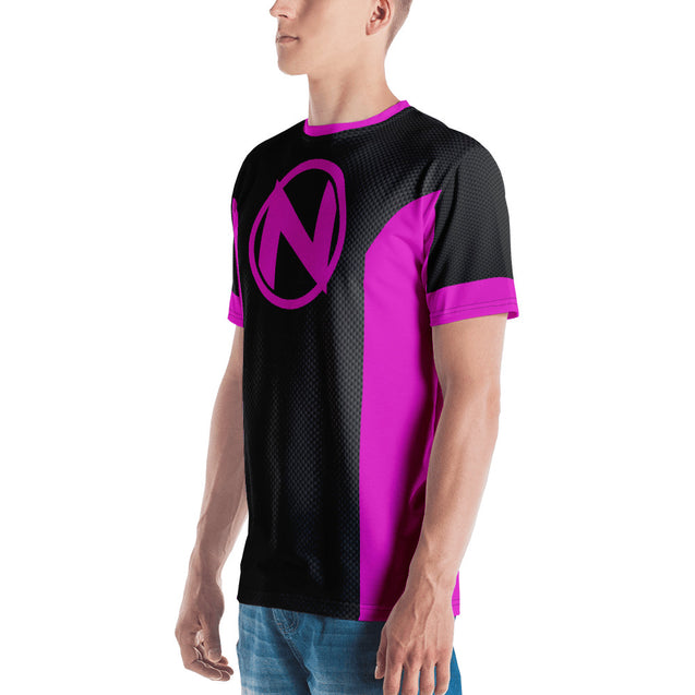 Team NorCal Pink Carbon Jersey |  | Nerd Royale