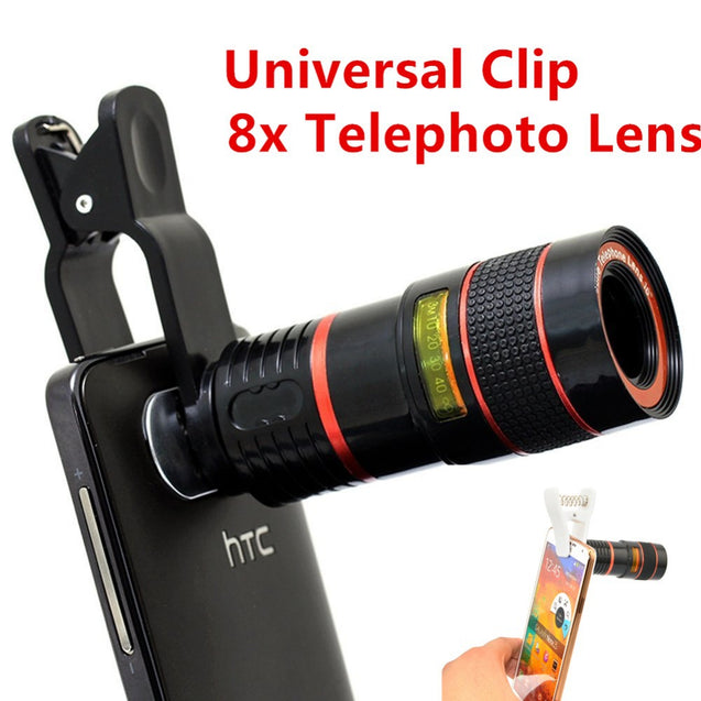 Smartphone lens with 8x Zoom | Nerd Royale