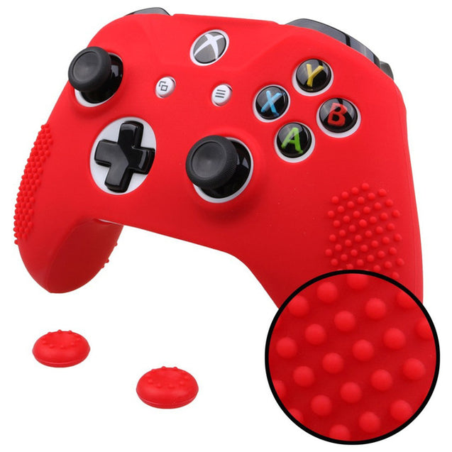 Xbox One Pro Grip with joystick grips (Xbox One X and S) | Red | Nerd Royale