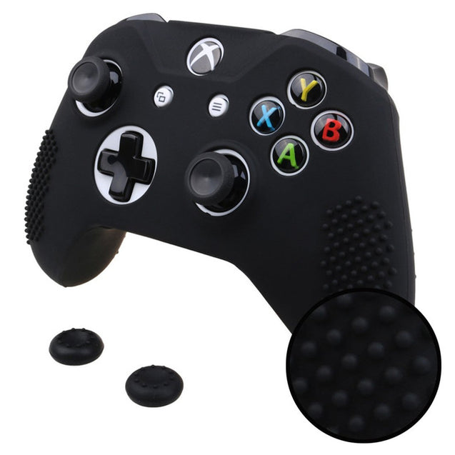 Xbox One Pro Grip with joystick grips (Xbox One X and S) | Black | Nerd Royale