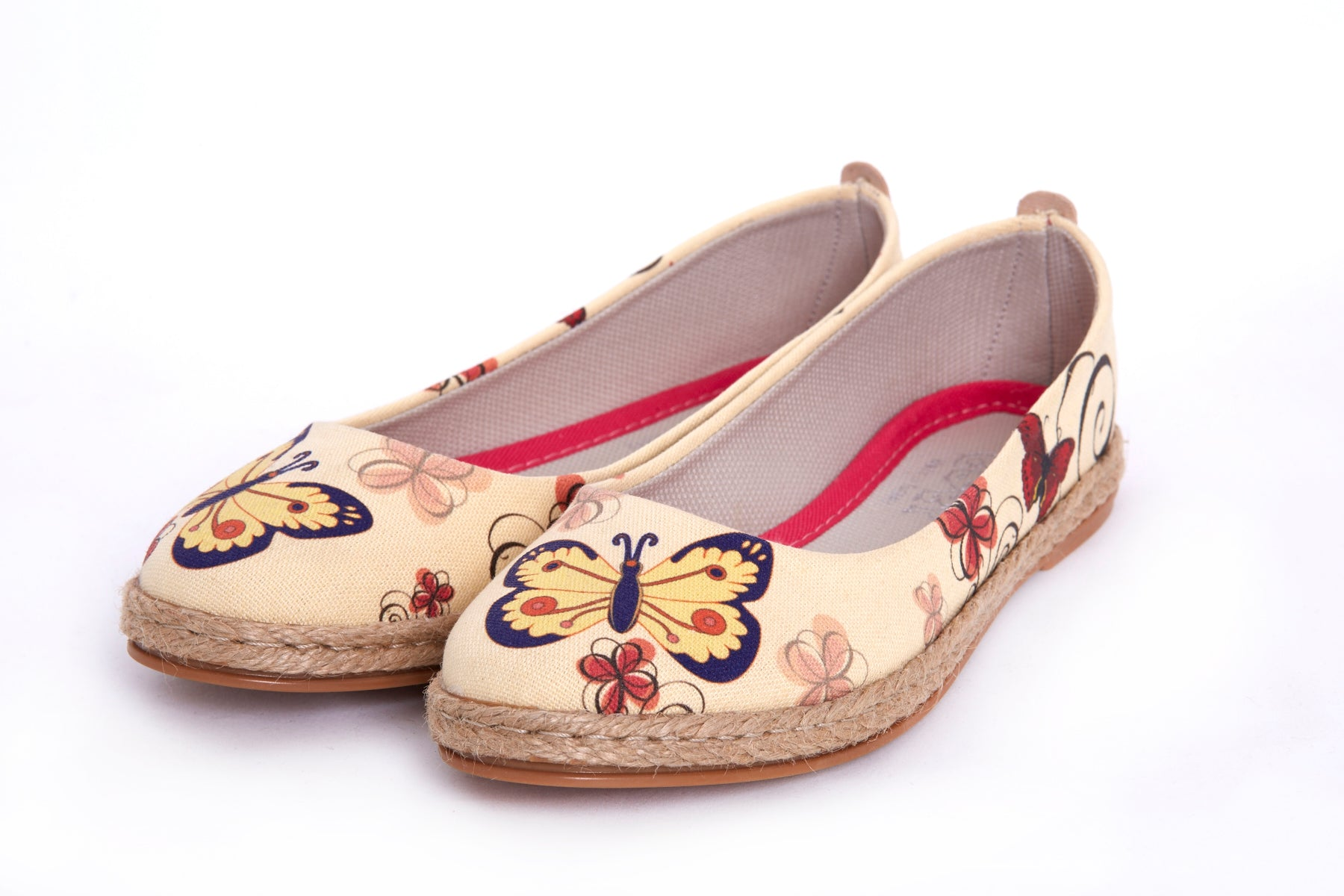 Goby Butterfly Ballerinas Shoes FBR1208