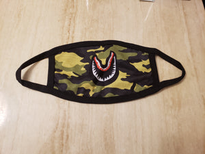 Bape Face Mask