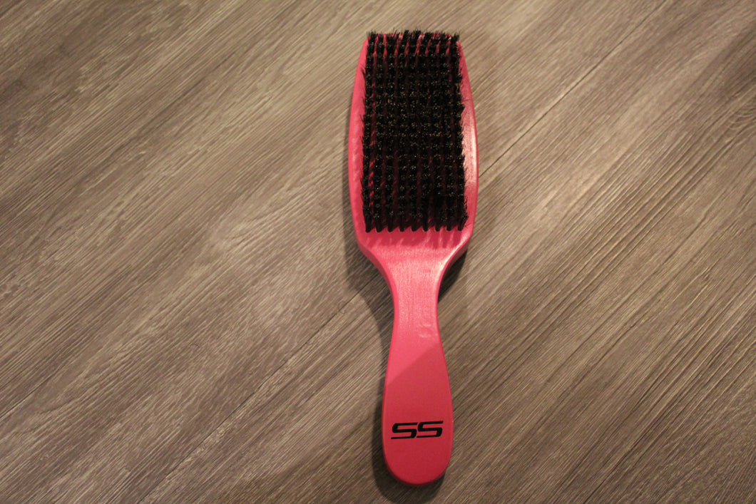 Smooth Stylz (Hot Pink) Handle Brush ( Limited)