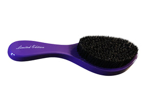 Smooth Stylz 360 Wave Brush ( Fusion Purple)