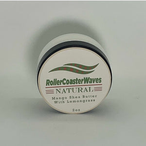Roller Coaster Wave Cream - All Natural Limited Edition