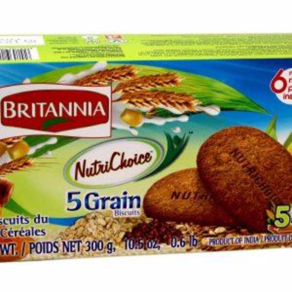 Britannia 5Grain Biscuits (8.8 oz)